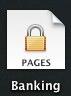 Schreibgeschütztes Pages-Dokument